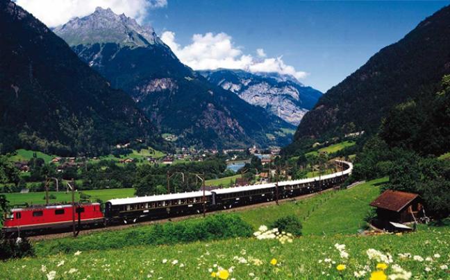 Ξεχωριστές διαδρομές με τρένο σε όλο τον κόσμο