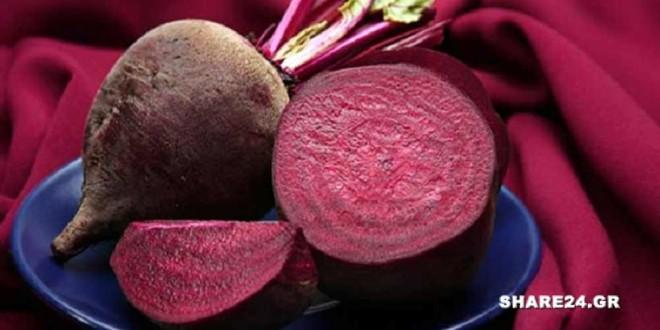 Η Απίστευτη Δύναμη του Παντζαριού – Μπορεί να Γιατρέψει Αυτές τις 12 Ασθένειες