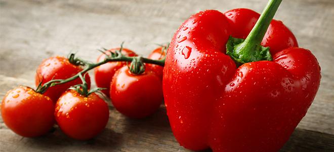 Κόκκινα λαχανικά: Γιατί πρέπει να τα αγαπήσουμε;