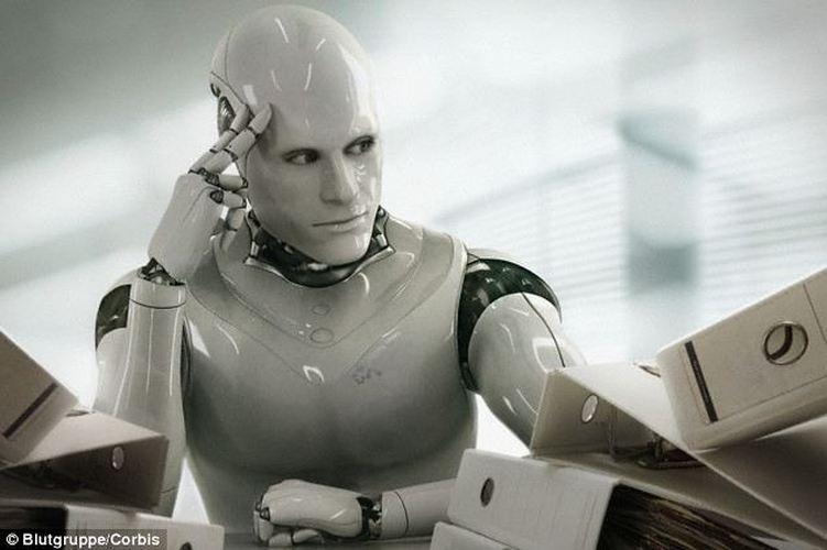 Τα ρομπότ θα πάρουν τη θέση εκατομμυρίων εργαζομένων μέχρι το 2030