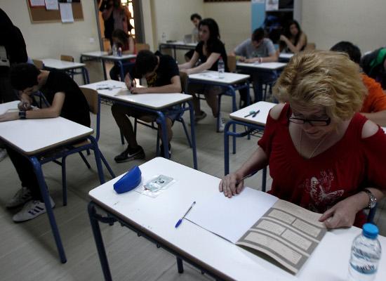 Υπουργείο παιδείας: Υποχρεωτική η συμμετοχή των καθηγητών στη βαθμολόγηση των γραπτών των Πανελλαδικών ΕΞετάσεων