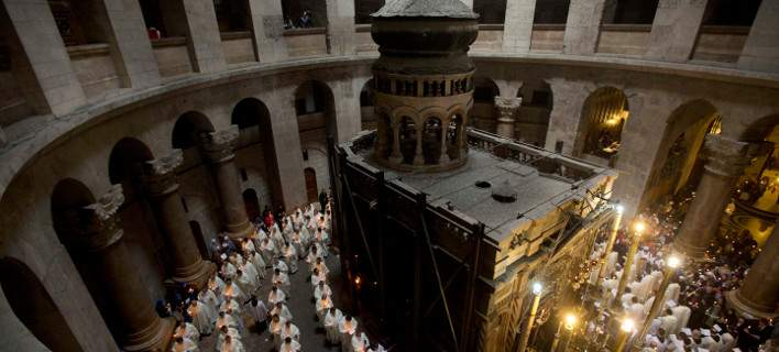 Εκπληκτική ανακάλυψη: Επιστήμονες του ΕΜΠ επιβεβαίωσαν ότι ο Tάφος του Ιησού είναι ο αυθεντικός -Τι σημαίνει αυτό.