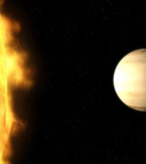 Η NASA ανακάλυψε μεγάλη ποσότητα νερού στην ατμόσφαιρα εξωπλανήτη