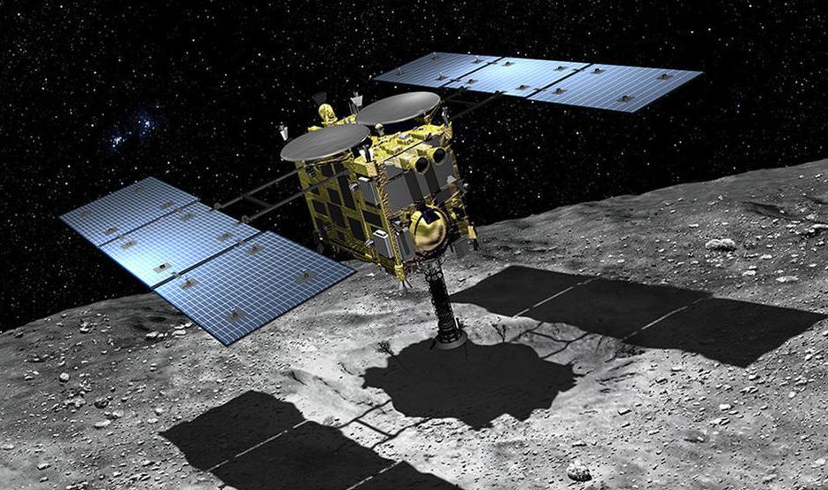 Το ιαπωνικό σκάφος Hayabusa 2 έτοιμο για δράση στον αστεροειδή Ριούγκου
