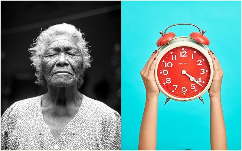 Τα 7 «ωρολόγια του γήρατος» – Τι μας γερνάει περισσότερο;