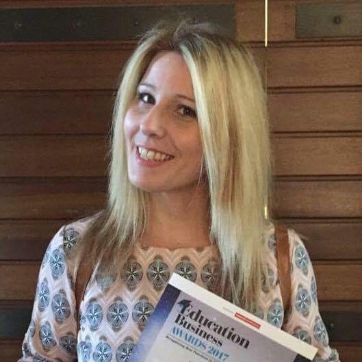 Διεθνής διάκριση στην Ελλάδα έφερε ηνηπιαγωγόςΒίκυ Ξανθοπούλου