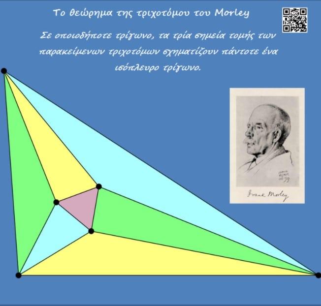 θεώρημα της τριχοτόμου του Morley